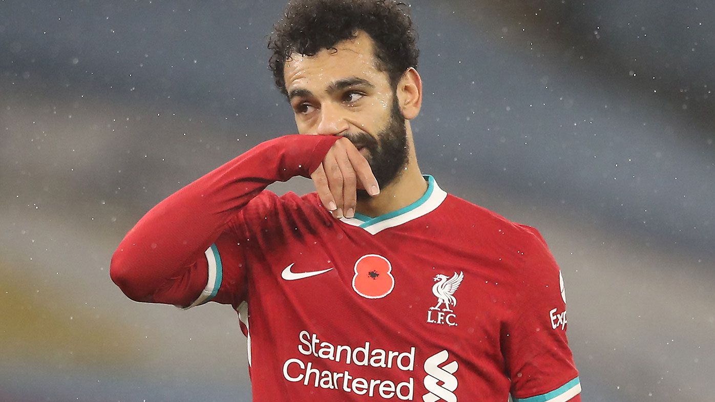 Liverpool striker Mohamed Salah tests positive for coronavirus during international break