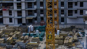 Construction compliance blitz after Victoria records 473 COVID-19 cases