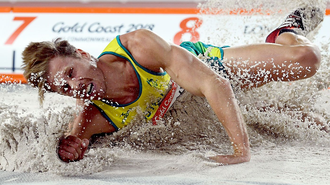 Silver medal in long jump for Henry Frayne at Commonwealth Games
