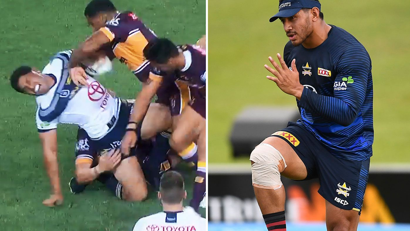 Taumalolo set for shock return