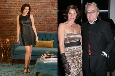 LuAnn de Lesseps had been a countess for sixteen years when she joined the show; married to Count Alexandre de Lesseps, but the New York real housewife was publicly humiliated in 2009 when she received an email from her husband.  He'd been having an affair with an Ethiopian princess, and their marriage was over.  Awks…