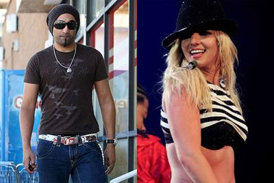 Following her divorce from K-Fed, Britney fell into an unlikely romance with paparazzo Adnan Ghalib. While she was convinced it was true love, he was busy tipping off his photographer mates about where she was every minute of the day. The relationship ended with Brit taking out a restraining order against her former BF after accusing him of trying to take control of her legal affairs.