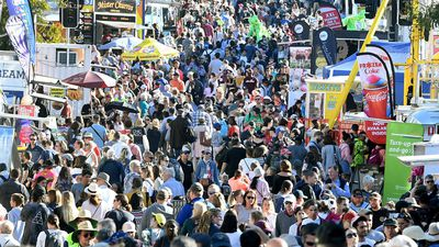 Huge crowd of 70k to flood Ekka tomorrow