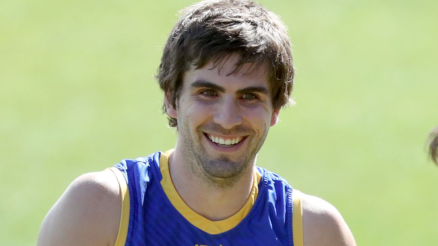 Andrew Gaff set to remain at West Coast after knocking back mega-deal from Kangaroos