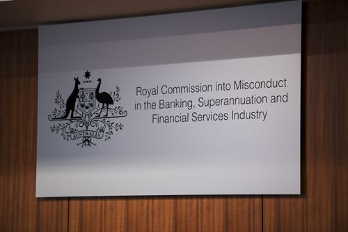 AMP and Commonwealth Bank are being grilled over the fees for no service issue. (AAP)
