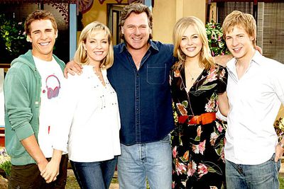 "<b>Who are they?</b> Electrician Dave and his wife Julie, their three kids — Rachel, Ben and Nathan — and Julie's dad Ted.<br/><br/><b>Why they're so awesome:</b> Dominating the ratings, the Rafters have clearly struck a chord with Aussie viewers who love their families to death but sometimes feel like they can have too much of a good thing.<br/><br/><b>Rival clan</b> The Rivers/Summers (<em>All Together Now</em>). In another case of the empty nest filling up, ageing muso Bobby Rivers had to deal with the sudden return of his twins, Anna and Thomas. They also had Bobby's manager, Wayne, and his love of ""chickybabes""."