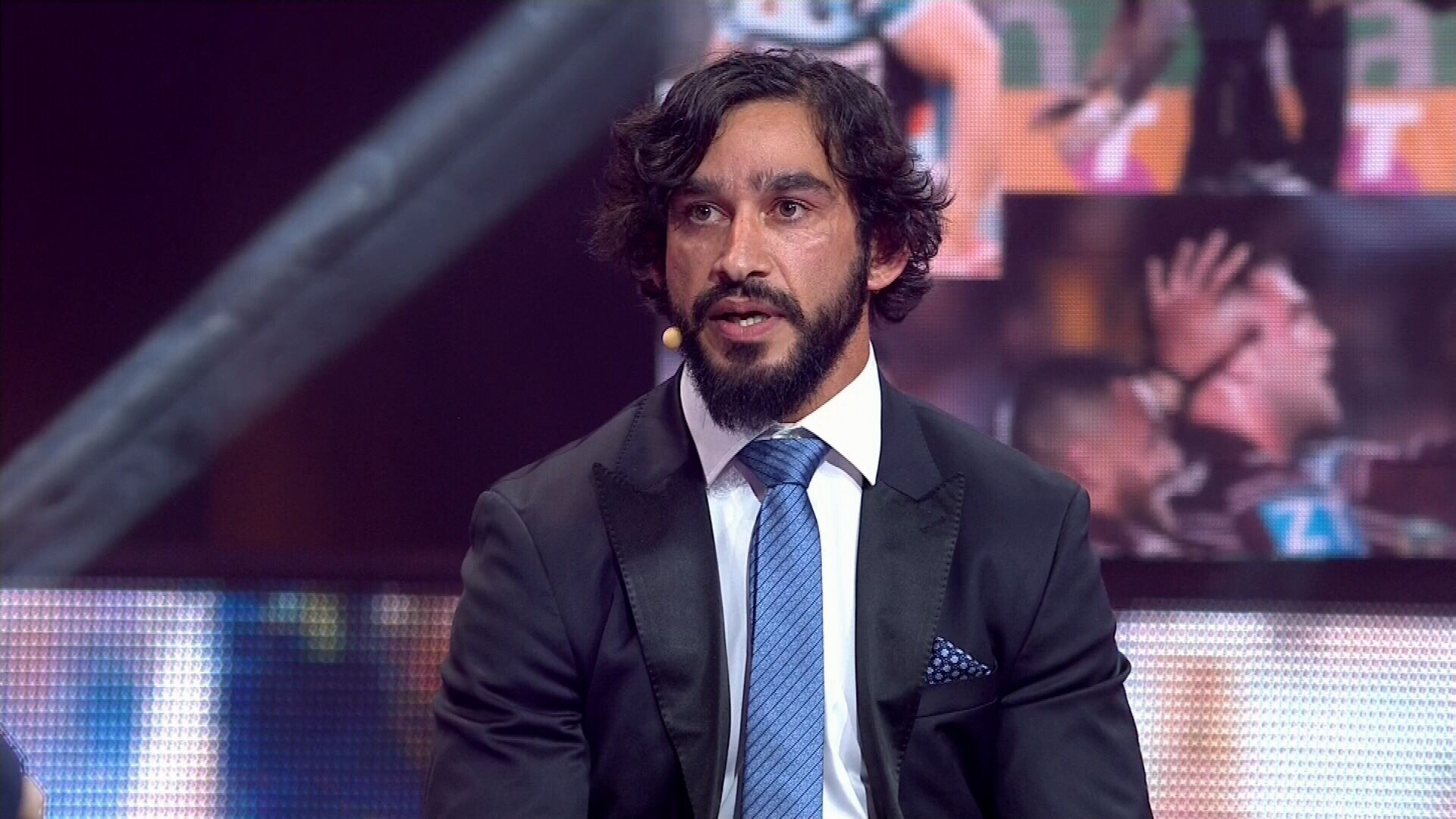 Thurston previews the NRL grand final