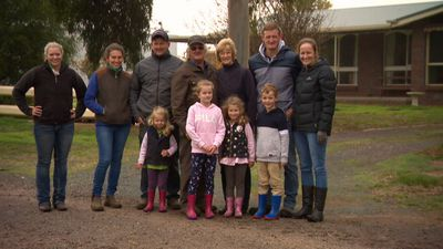 Family's joy after 16-year fight to keep farm out of council hands
