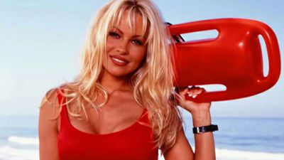 Pamela Anderson: Then