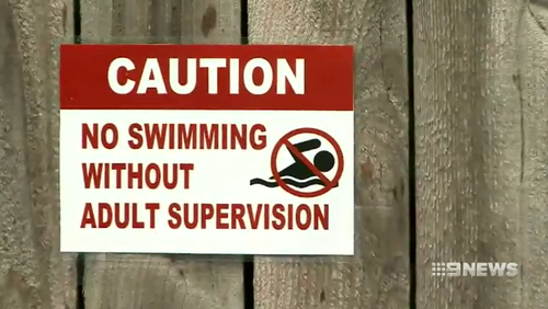A safety campaign has been launched to minimise the amount of accidents around home pools.