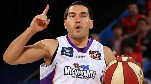 Basketballer Luke Martin. (Getty Images)