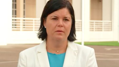 NT Health Minister Natasha Fyles said a 75-year-old man from Darwin tested positive for COVID-19 overnight and is in isolation.