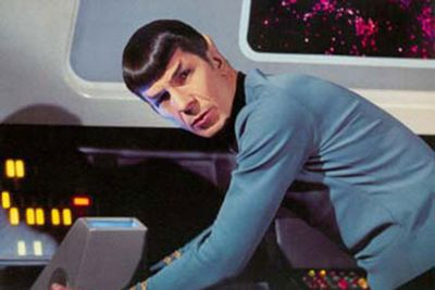 It's not hard to spot the fake body parts in <i>Star Trek</i> but Spock's ears are likely to be the most memorable and repeatedly imitated appendage from the series, let alone cinema history.