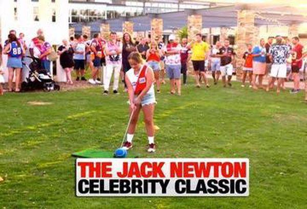 The Jack Newton Celebrity Classic