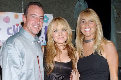 <b>Lindsay Lohan's parents</b><p><br/>When you look at Lindsay's parents it's not hard to see how she ended up the trainwreck she is today. Mama Lohan had Lindsay supporting the family from an early age and Papa Lohan copped a restraining order after he was released from prison and tried to help his daughter to go straight by (among other stunts) going public with her hysterical voicemail messages.<br/>