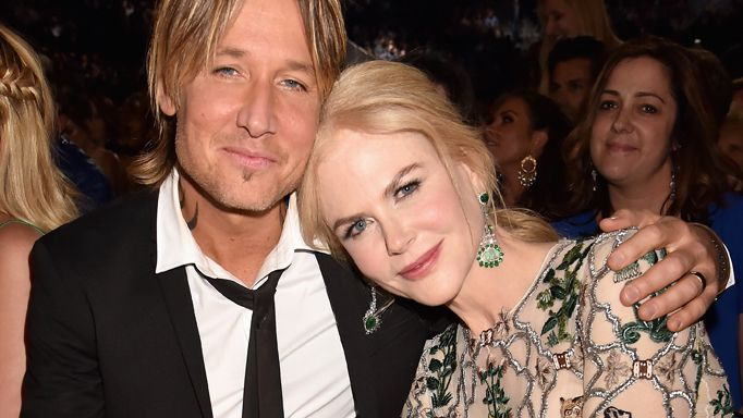 Keith Urban Nicole Kidman ACM Awards