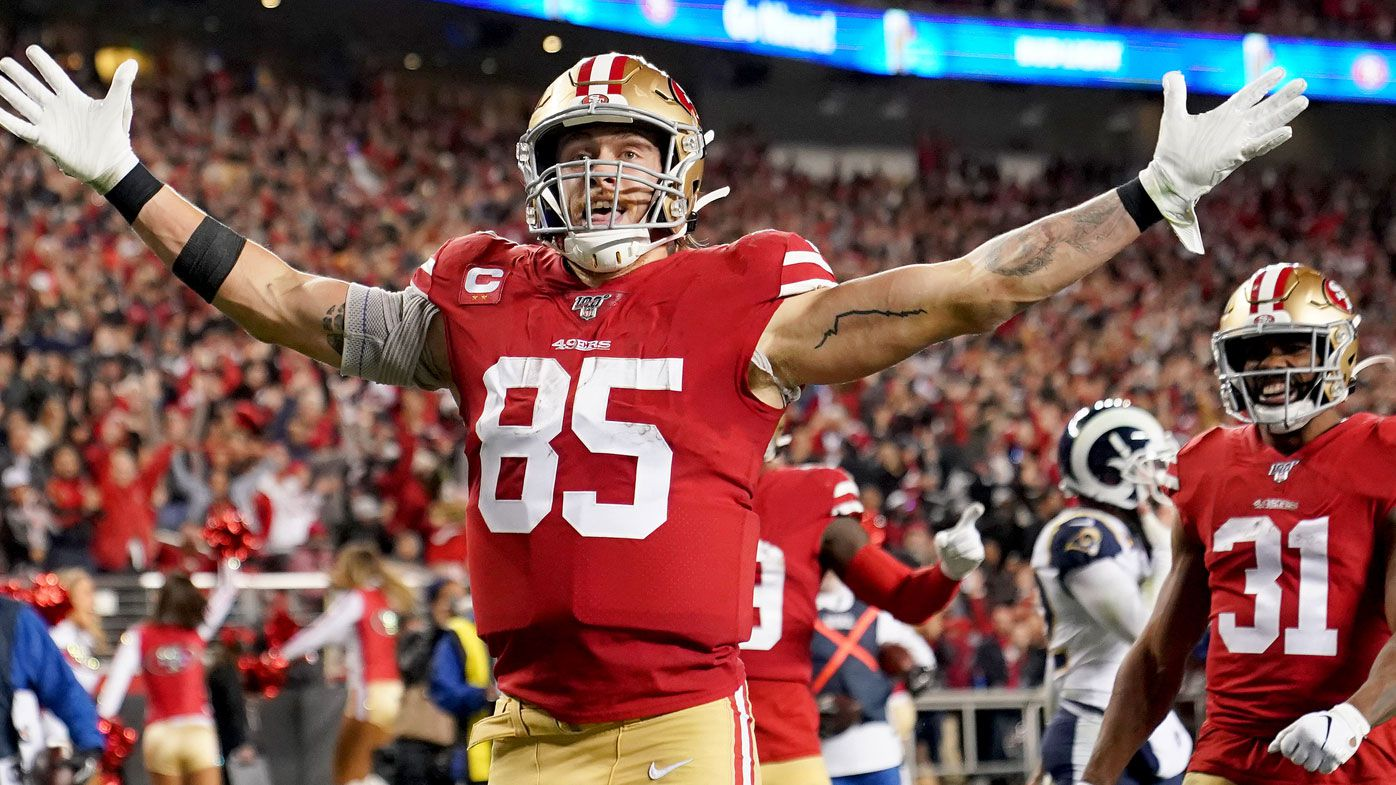 'We got that one for CJ': 49ers defeat Rams but grieve with teammate C.J Beathard