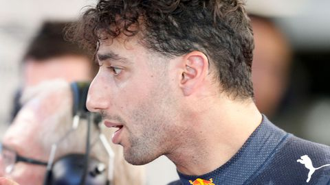 Daniel Ricciardo's quali close shave was 'really close'