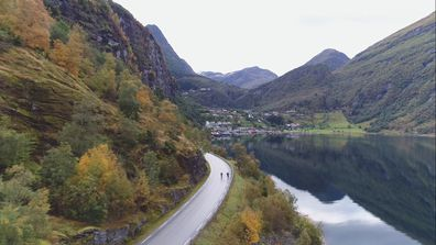 Extra: Scenic sights of Norway