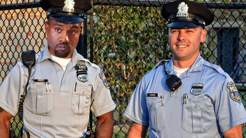 Philadelphia Police Department offers Kanye West a job