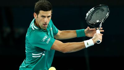 Djokovic chasing ninth Australian Open title