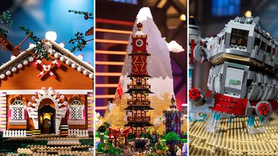 LEGO Masters 2020 Winning LEGO builds
