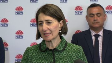 NSW Premier Gladys Berejiklian announced there have been no local coronavirus cases for the 18th day.