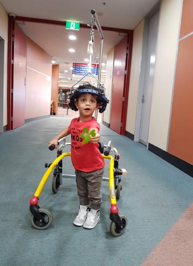 Kiveyn Nine Telethon at Sydney Children's Hospital