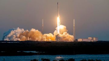 Third time's a charm: SpaceX successfully launches new probe after two failed attempts