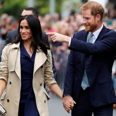 Royal Tour Day 3: Melbourne, October 18th, 2018.