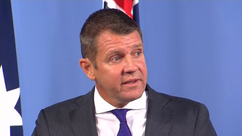 Former NSW Premier Mike Baird joins National Australia Bank as Chief Customer Officer