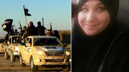 At least a dozen Victorian women join Islamic State in Syria