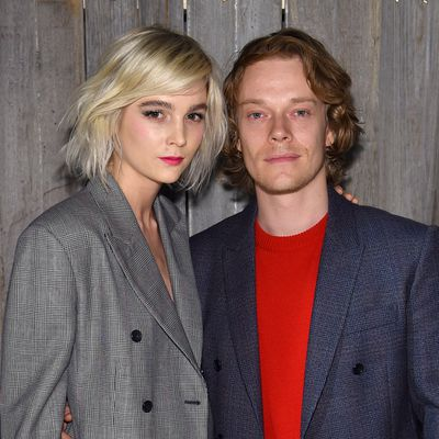Alfie Allen becomes a first-time father