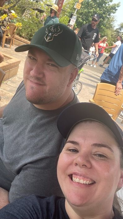 Fiance COVID death with partner