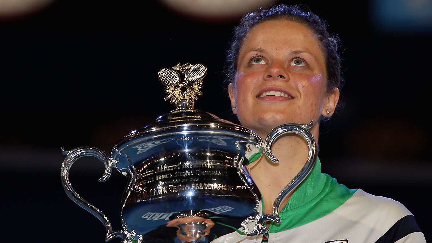 'I felt a power inside me': Kim Clijsters opens up on post-childbirth comeback