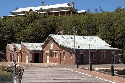 <strong>Manly Quarantine Station in Manly, New South Wales</strong>