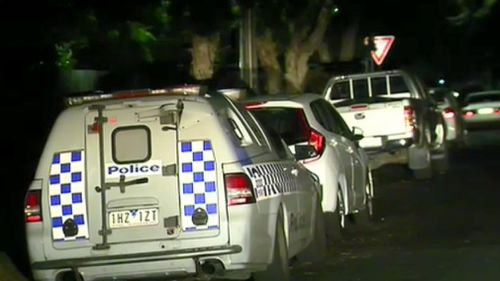 Man shot in leg and arm after 'altercation'