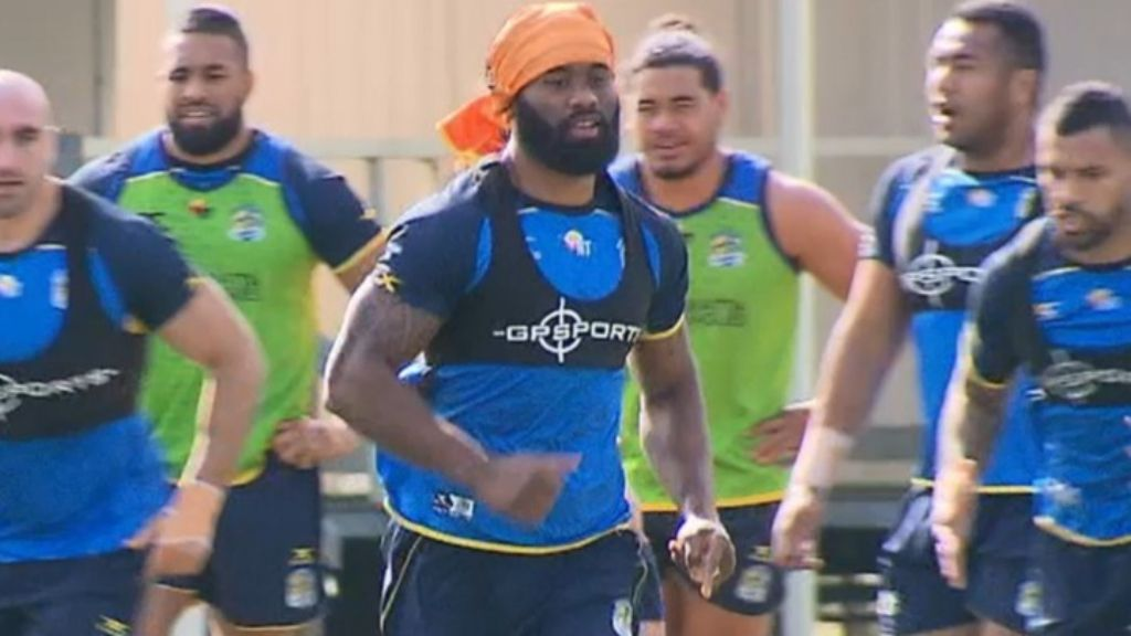 Semi Radradra declares that his days of playing NRL are 'over'
