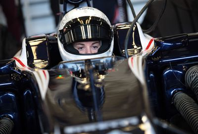... before joining F1 team Williams in 2012.  (AAP)