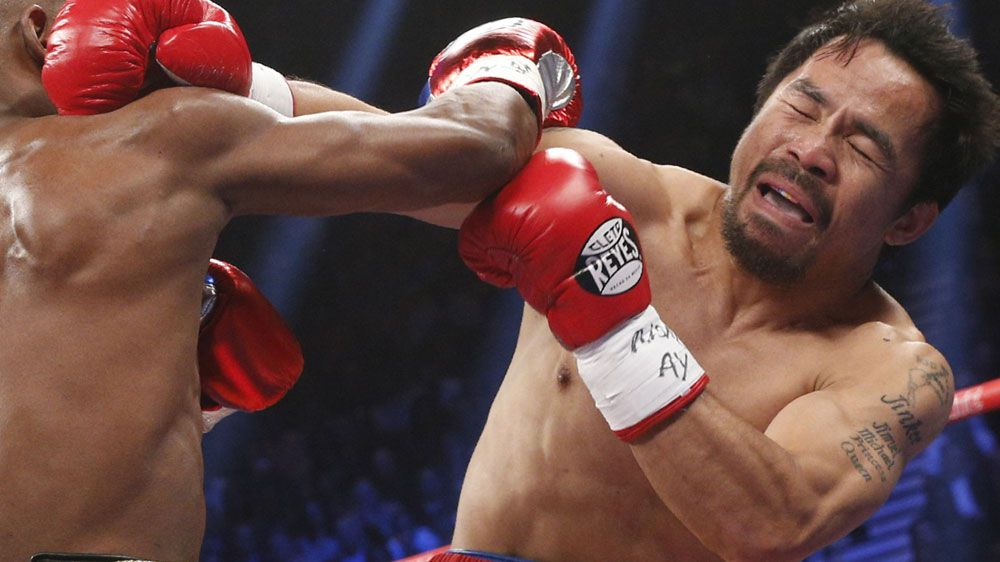 Manny Pacquiao. (AFP-file)