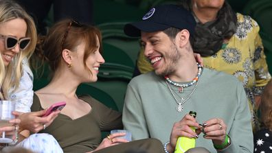 Phoebe Dynevor and Pete Davidson confirm the romance with a date at Wimbledon.