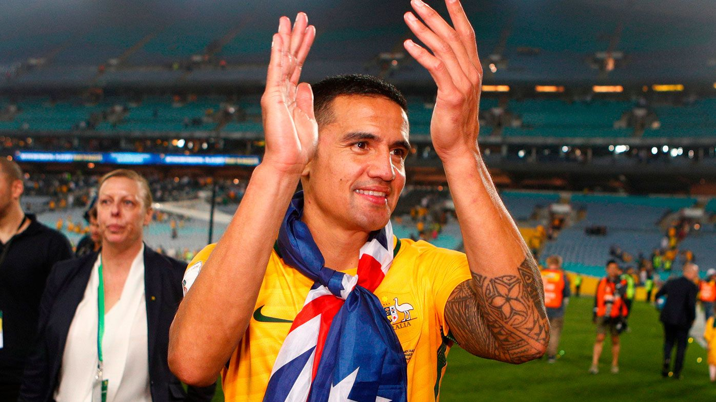 Socceroos' Tim Cahill released by Millwall ahead of Russia World Cup