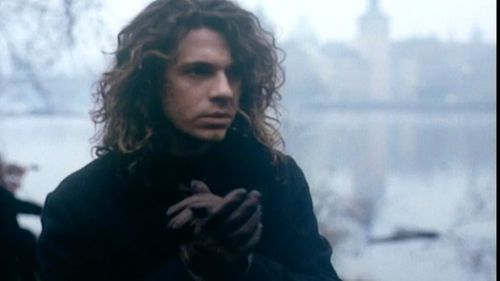 Michael Hutchence died in 1997. (60 Minutes)