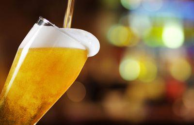 3. Light beer