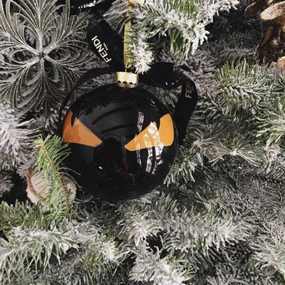 Kylie Jenner's Fendi bauble is at the top of our pipe dream Christmas list.