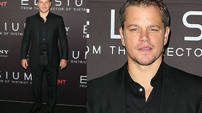 """<b>Matt Damon</b> walked the """"black carpet"""" in Sydney yesterday for the Australian premiere of his new sci-fi action flick <i>Elysium</i>.<br/><br/>In attendance were <i>Home and Away</i> stars, models, Aussie cricket and footy legends, as well as a special appearance by a <i>Voice Australia</i> contestant! <br/><br/>Keep scrolling to find out who else was there, watch the <i>Elysium</i> trailer and see what Matt Damon had to say in an interview for the <i>TODAY</i> show. Then <b><a target=""""_blank"""" href=""""http://yourmovies.com.au/movie/44450/elysium/"""">vote 'want to see' or 'not interested' on MovieBuzz here!</a></b>"""