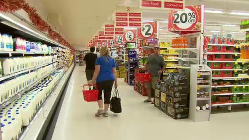 Quiet Hour will be rolled out at select Coles supermarkets across Australia tomorrow. (9NEWS)
