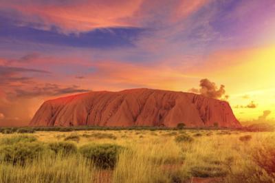 1. Uluru, NT