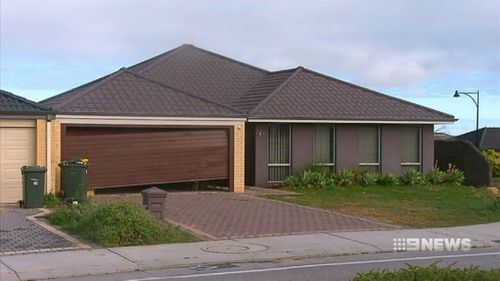 Peta Fairhead was terrorised at this home by three men. Picture: 9NEWS
