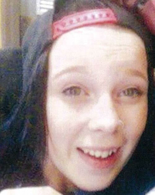 Police are searching for missing teenager Tiffany Howard-Fletcher. (Victoria Police)